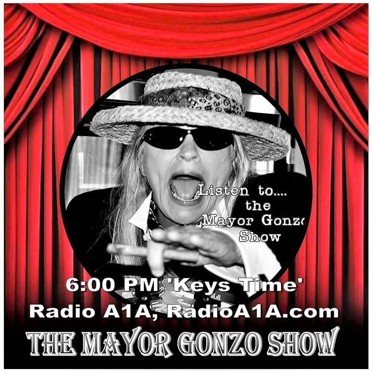 cover art for The Mayor Gonzo Show Chip Bell Interview