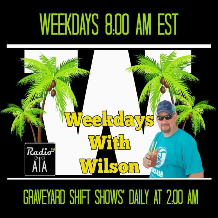 cover art for Weekdays With Wilson August 2nd, 2018 Cory Young