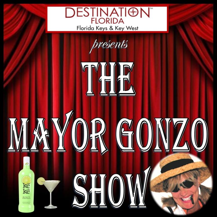 cover art for The Mayor Gonzo Show Episode 9