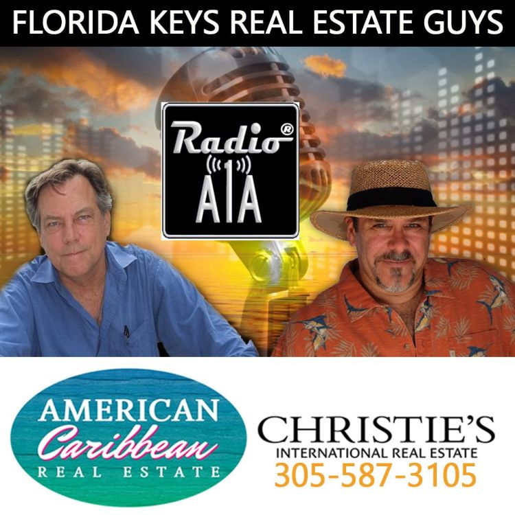 cover art for The Florida Keys Real Estate Show Episode 27