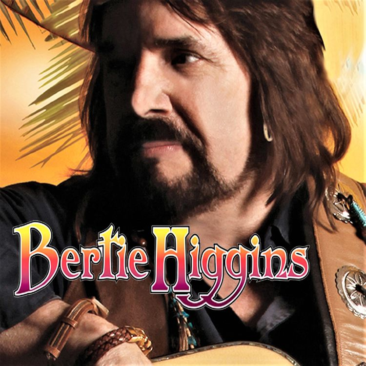 cover art for Bertie Higgins Radio A1A Interview With Harry T