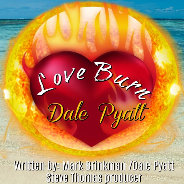 cover art for Love Burn