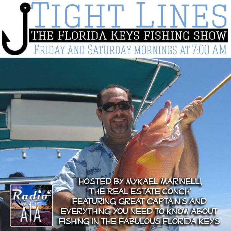 cover art for Tight Lines Episode 1