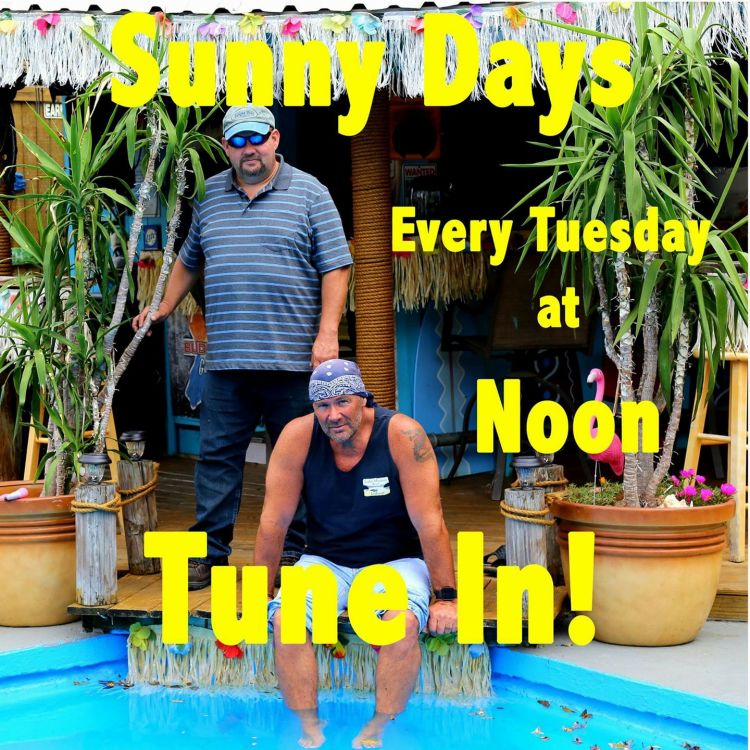 cover art for Sunny Days Radio Show Episode 3