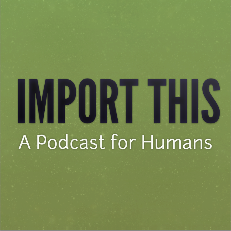 cover art for Episode 7: Kate Heddleston on Humans and Supportive Infrastructure