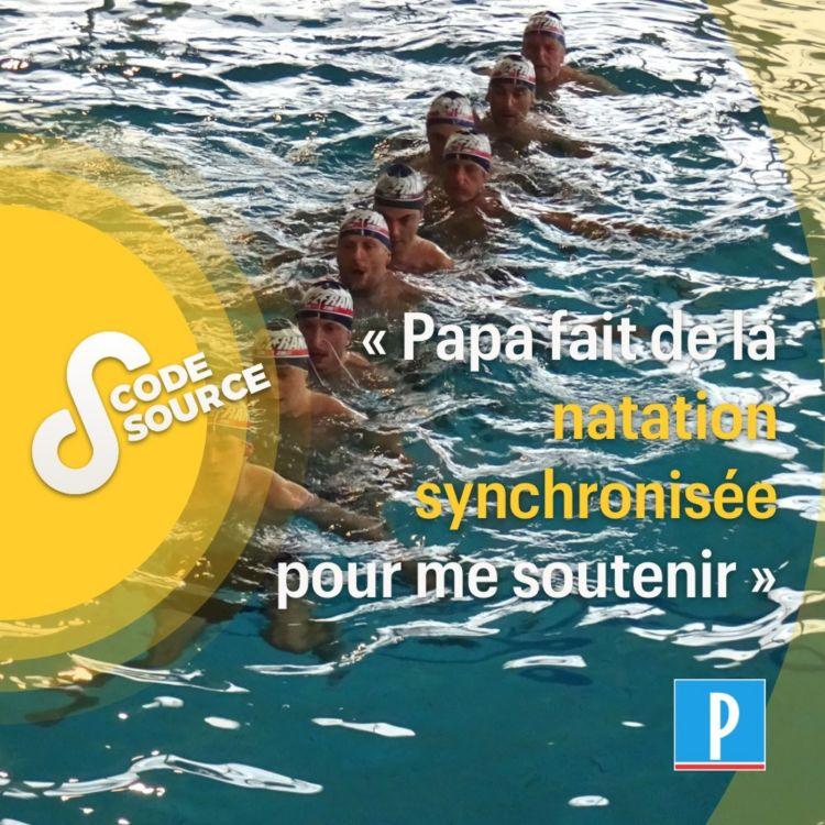 cover art for «Papa fait de la natation synchronisée pour me soutenir»
