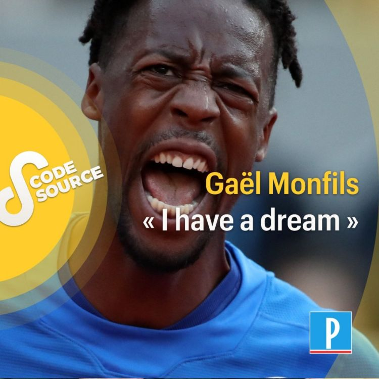cover art for Gaël Monfils : «I have a dream»