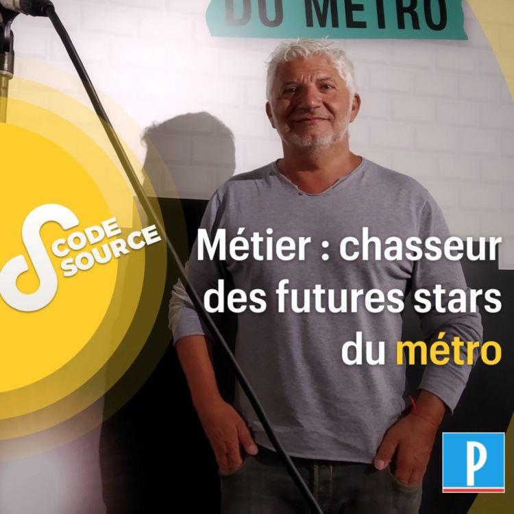 cover art for Métier : chasseur des futures stars du métro