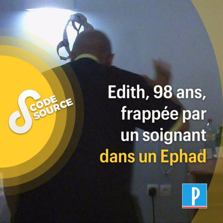 cover art for Edith, 98 ans, victime de violences en Ephad