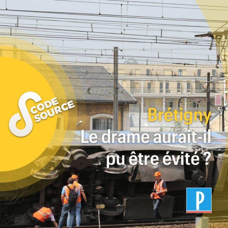 cover art for Brétigny, le drame aurait-il pu être évité ?