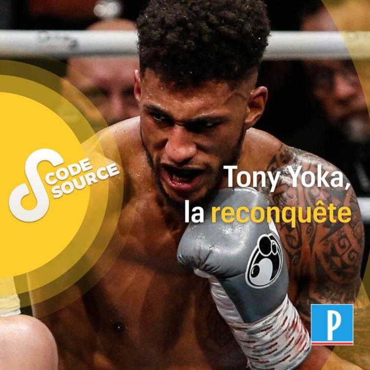 cover art for Tony Yoka, la reconquête