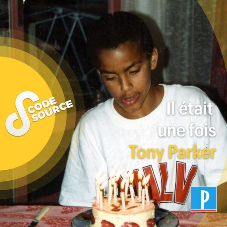 cover art for Il était une fois Tony Parker