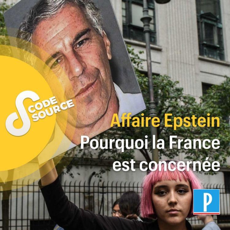 cover art for Affaire Epstein : pourquoi la France est concernée