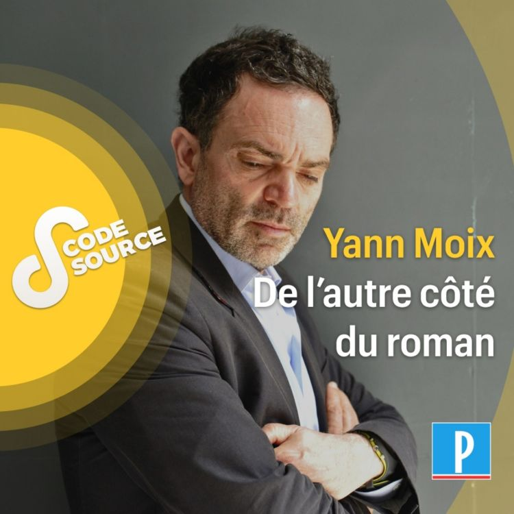 cover art for Yann Moix : de l'autre côté du roman