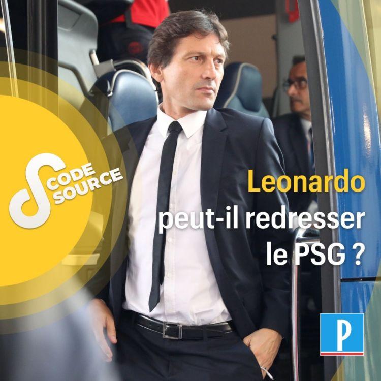 cover art for Leonardo peut-il redresser le PSG ?