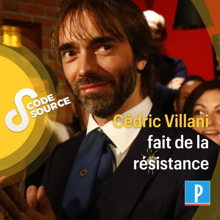 cover art for Cédric Villani fait de la résistance