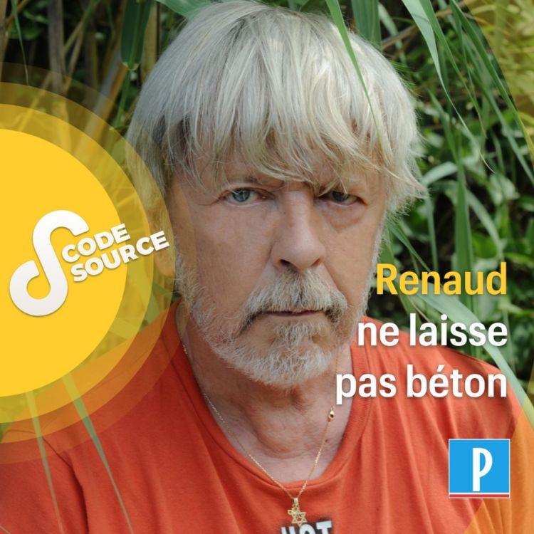 cover art for Renaud ne laisse pas béton