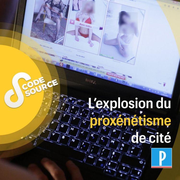 cover art for L'explosion du proxénétisme de cité