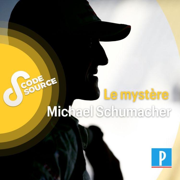 cover art for Le mystère Michael Schumacher