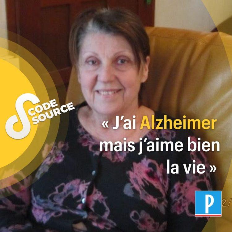 cover art for « J'ai Alzheimer mais j'aime bien la vie »
