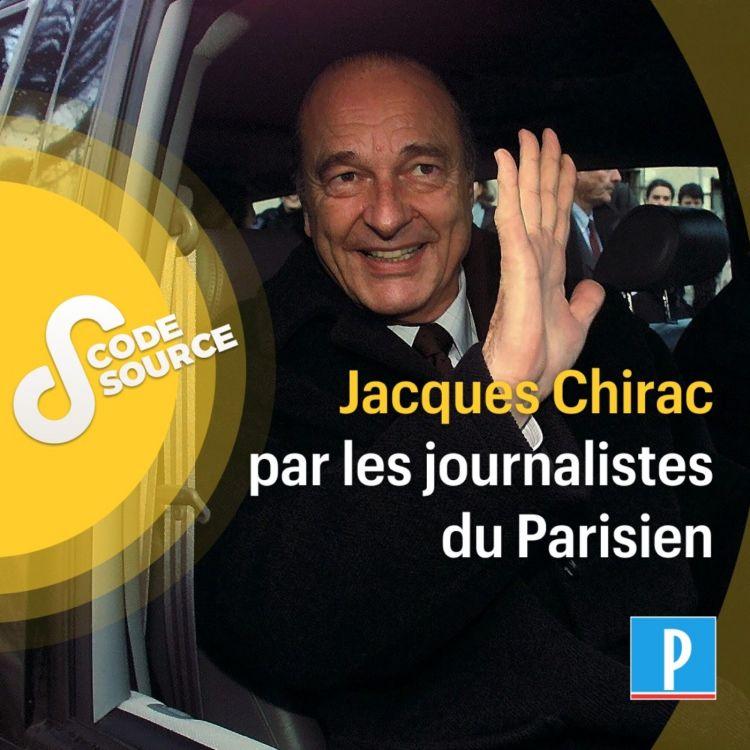 cover art for Jacques Chirac par les journalistes du Parisien
