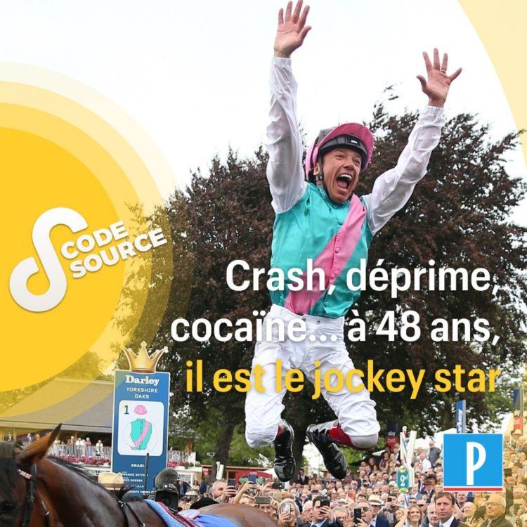 cover art for Crash, déprime, cocaïne... à 48 ans, il est le jockey star