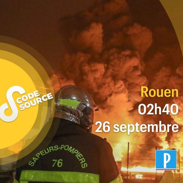 cover art for Rouen, 02h40, 26 septembre 2019