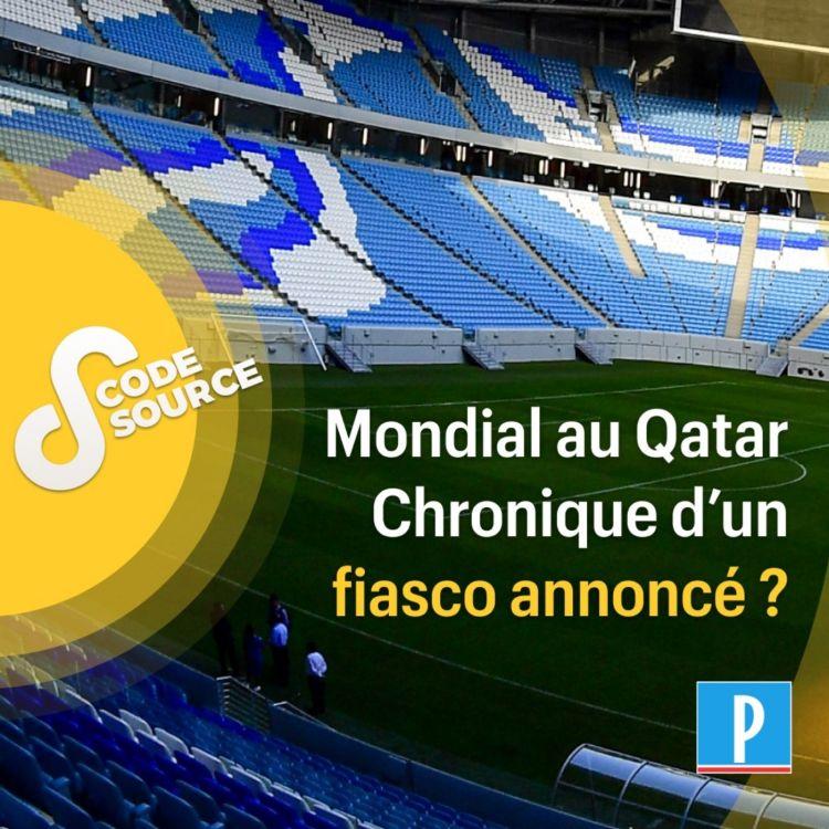 cover art for Mondial 2022 au Qatar : chronique d'un fiasco annoncé ?