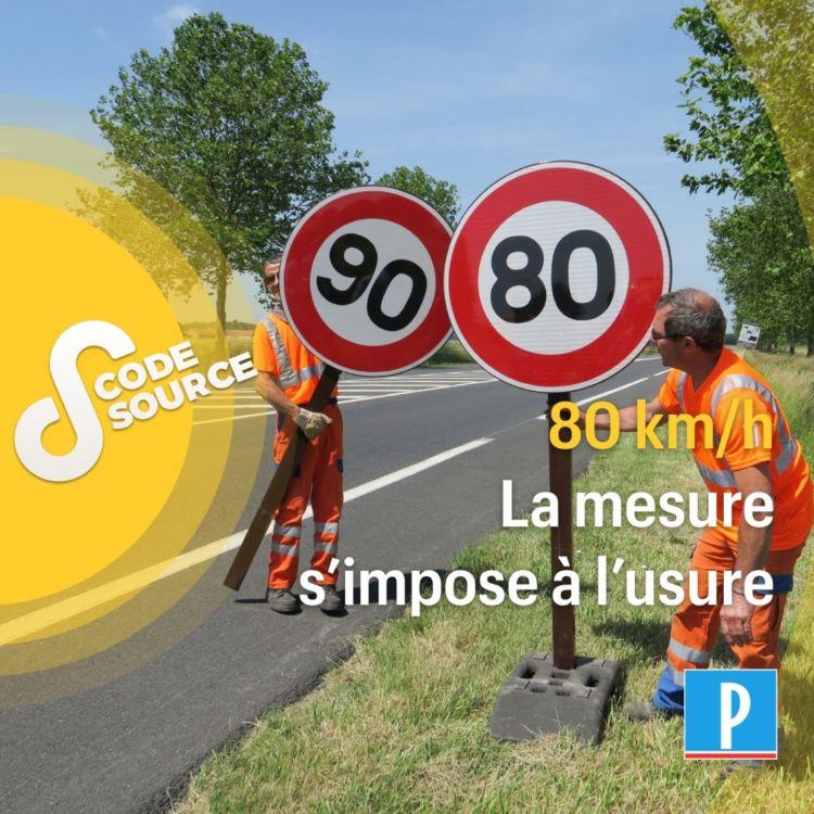 cover art for 80 km/h : la mesure s'impose à l'usure