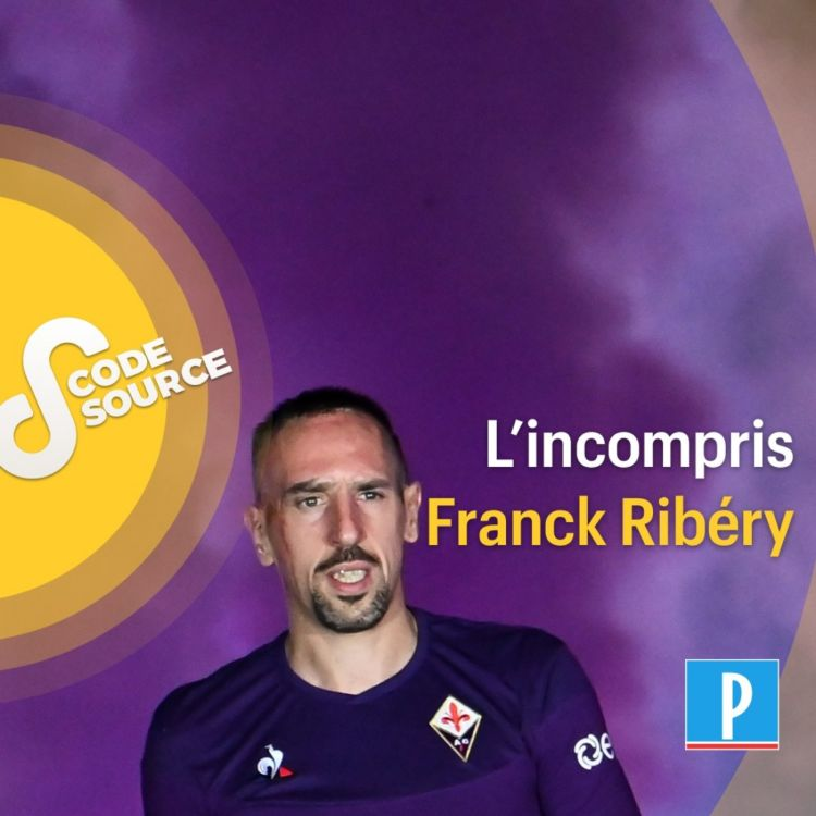 cover art for L'incompris Franck Ribéry
