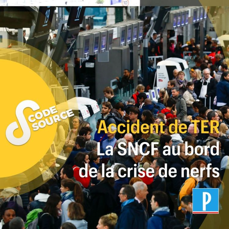 cover art for Accident de TER : la SNCF au bord de la crise de nerfs