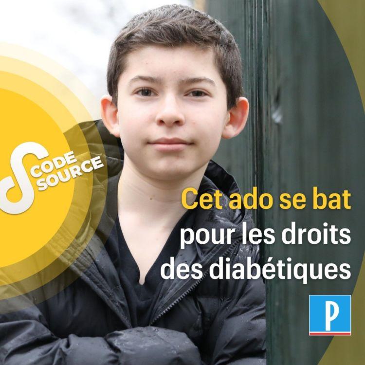 cover art for Cet ado se bat pour les droits des diabétiques
