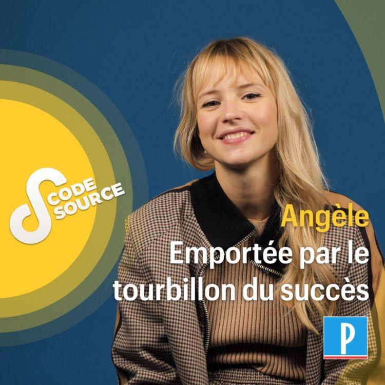 cover art for Angèle, emportée par le tourbillon du succès