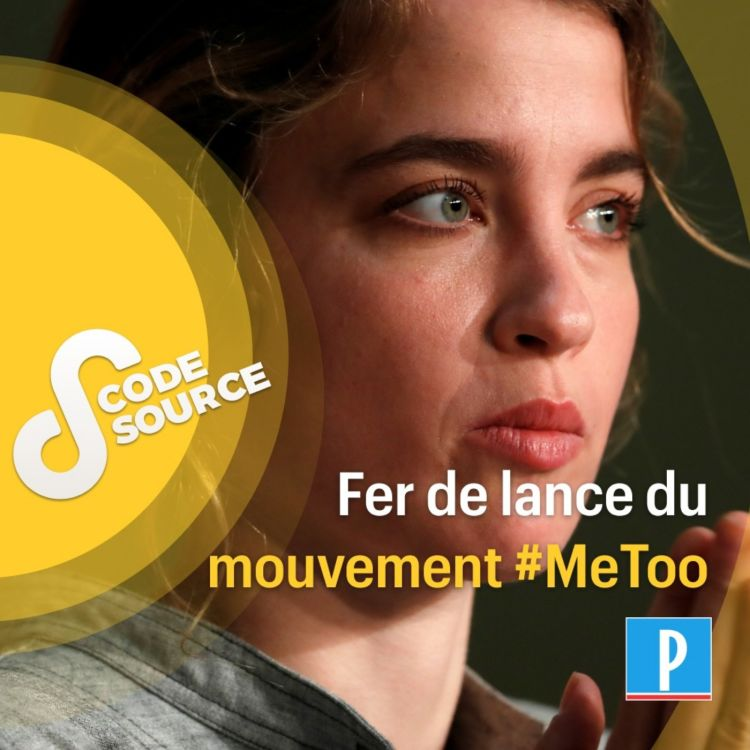 cover art for Adèle Haenel : fer de lance du mouvement #MeToo en France