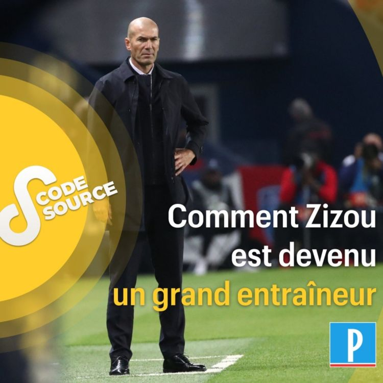 cover art for Comment Zizou est devenu un grand entraîneur