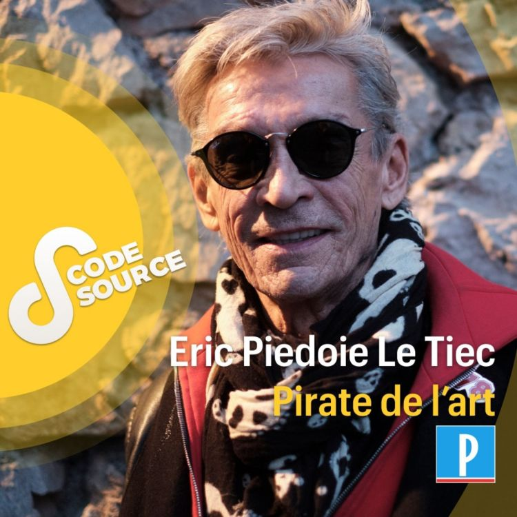 cover art for Faux César, millions, fêtes, cocaïne et prison : la vie d'Eric Piedoie, pirate de l'art