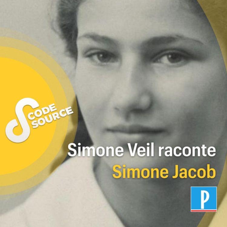 cover art for Simone Veil à Auschwitz : son terrible récit de l'enfer des camps