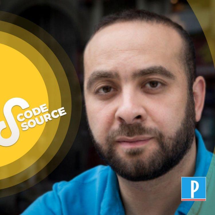 cover art for Ismaël Saidi, ancien policier, a fait du théâtre une arme contre la radicalisation