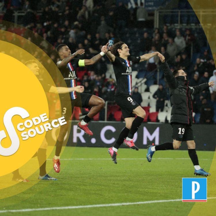 cover art for Edinson Cavani, meilleur buteur de l'histoire du PSG : le parcours d'une anti-star