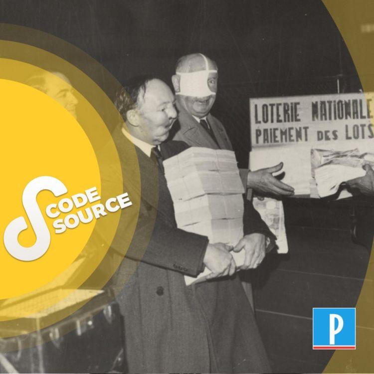 cover art for De la loterie des «gueules cassées» à la privatisation : l'histoire méconnue de la Française des jeux