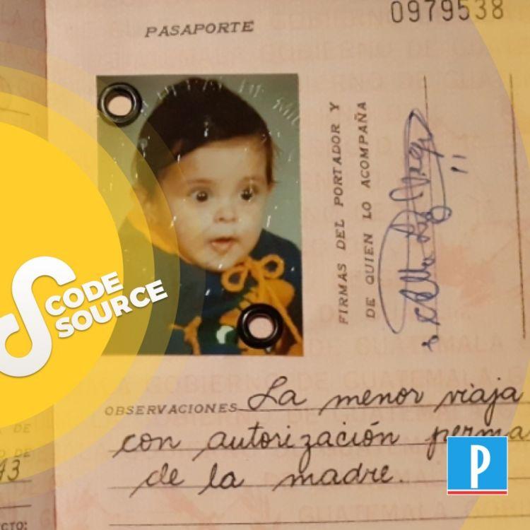 cover art for Bébé volé, adoptée à 9 mois, Carmen Maria Vega, une voix et un combat (épisode 2)