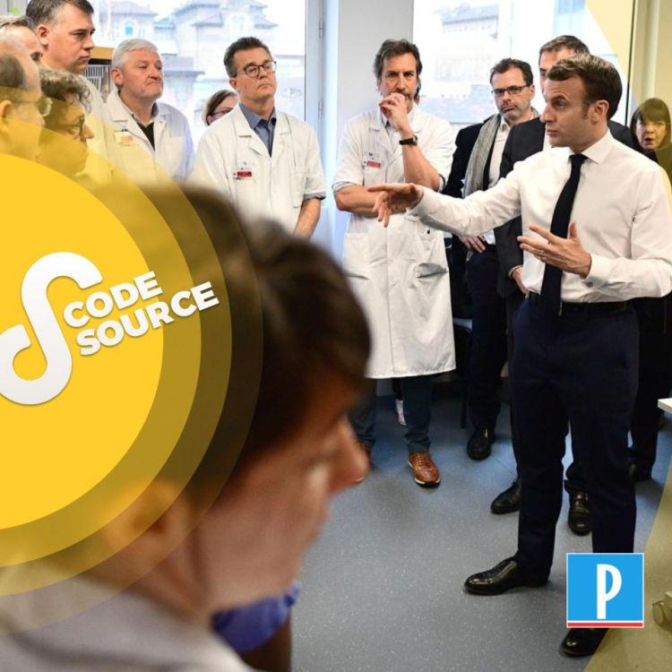 cover art for Emmanuel Macron et la crise du coronavirus : dans la tête du président (épisode 1)