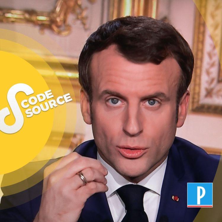 cover art for Emmanuel Macron et la crise du coronavirus : dans la tête du président (épisode 2)