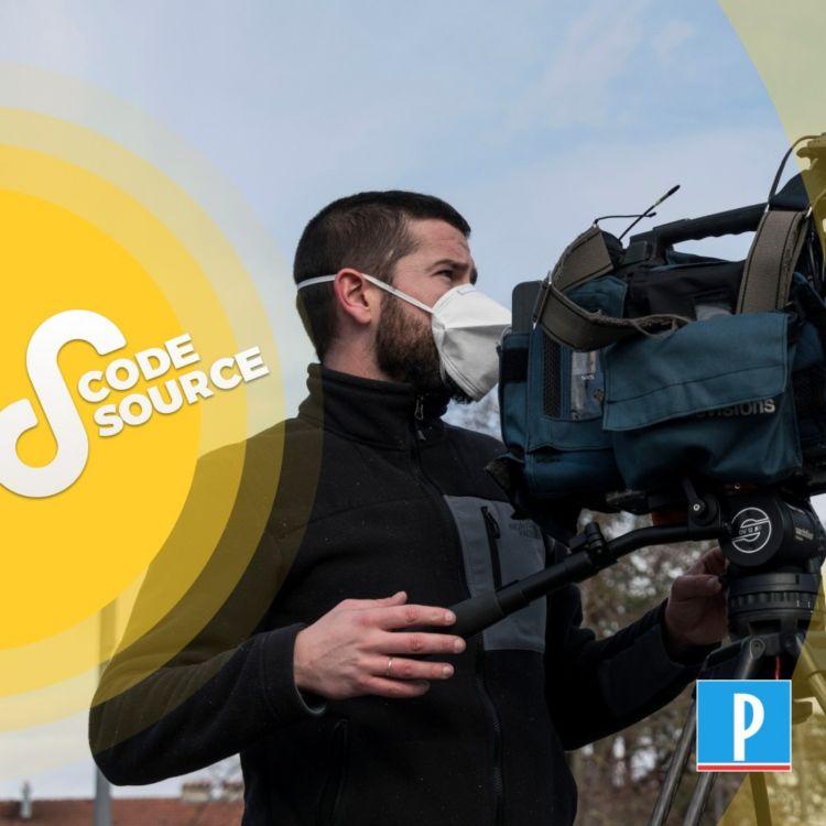 cover art for Les journalistes et la crise du coronavirus : plongée dans les coulisses de l'info (épisode 2)