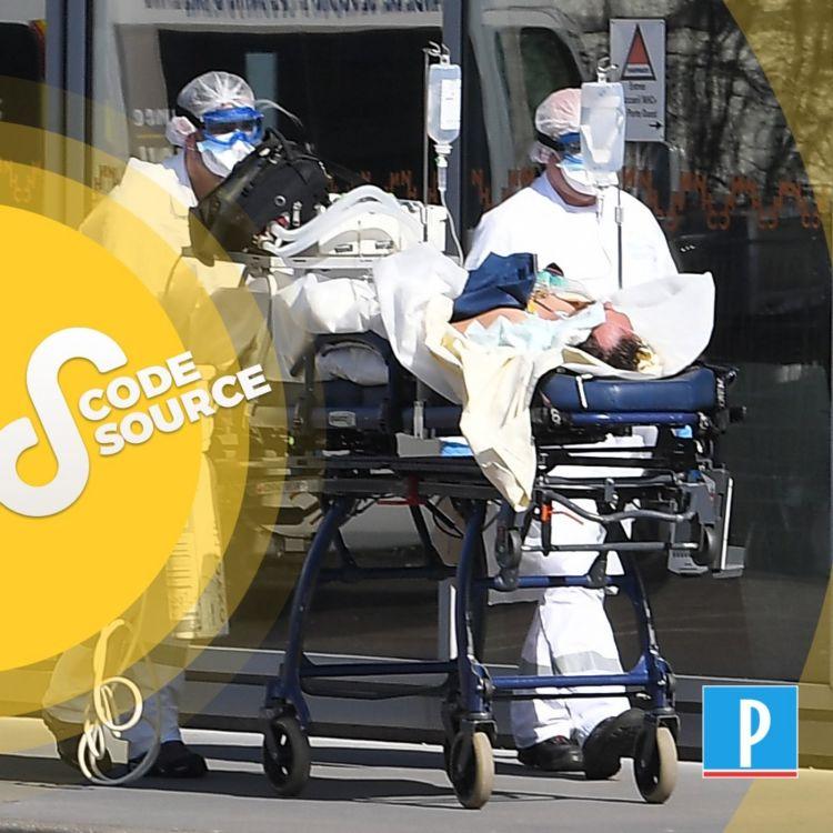 cover art for Coronavirus : Patrick, 51 ans, a passé 5 jours dans le coma, il témoigne