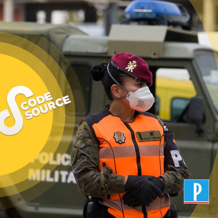 cover art for Le coronavirus en Europe : France, Espagne, Italie, comment les pays font face ? (Partie 2)