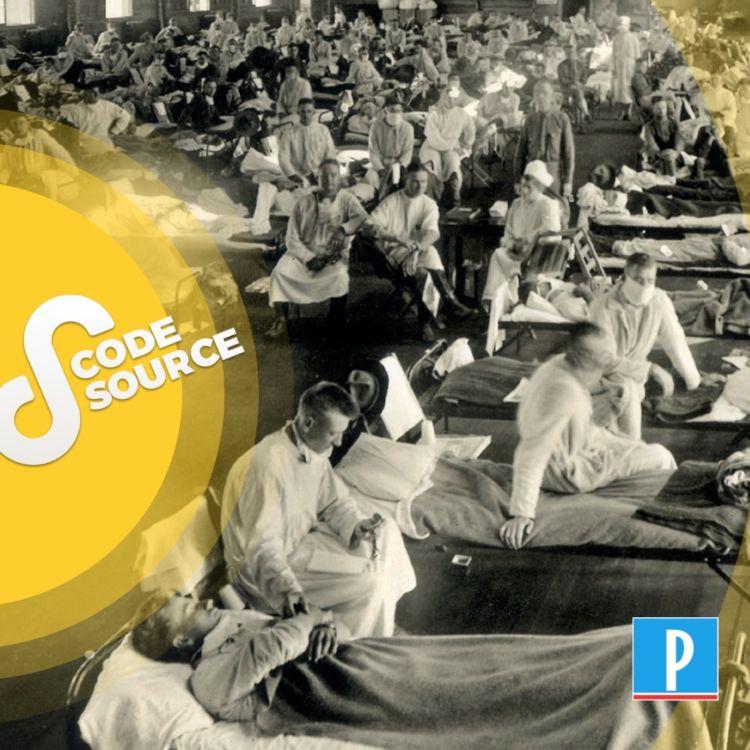 cover art for Grippe espagnole : comment le monde a fait face à la pandémie, il y a 100 ans ?