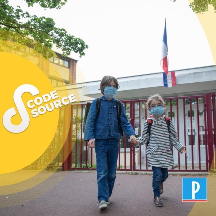 cover art for Fermetures, réouvertures… L'école face au coronavirus, histoire d'un casse-tête