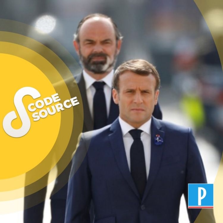 cover art for Emmanuel Macron et Édouard Philippe : comment la crise sanitaire a tendu leurs relations