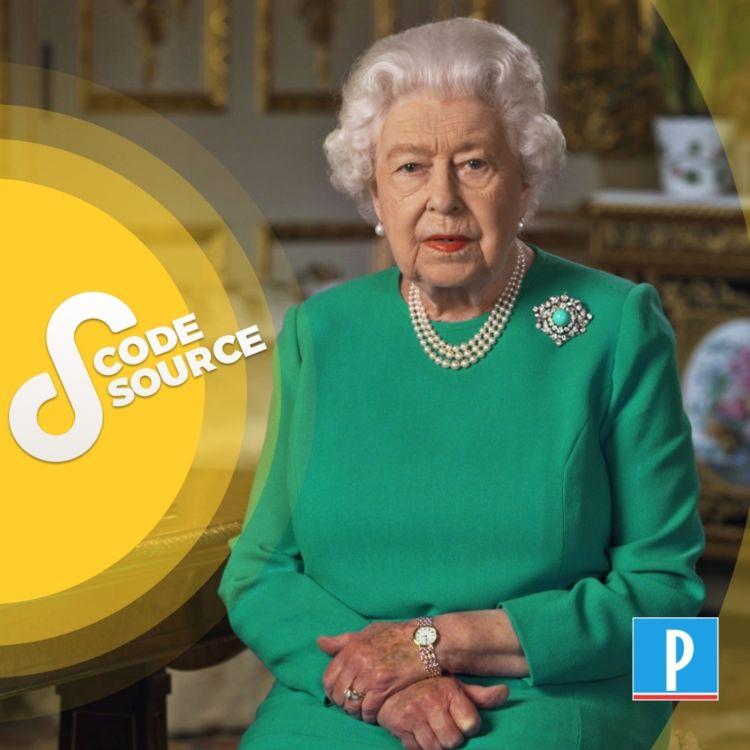 cover art for La vie de roman de la reine Elisabeth II, monarque la plus populaire au monde